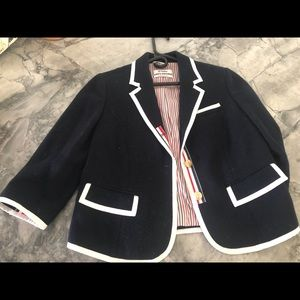 Neiman Marcus for Target Nautical Blazer